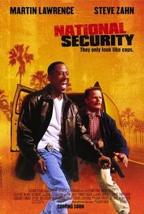 Segurança Nacional - Poster / Capa / Cartaz - Oficial 2