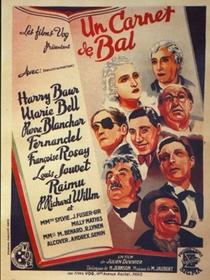 Um Carnê de Baile - Poster / Capa / Cartaz - Oficial 1