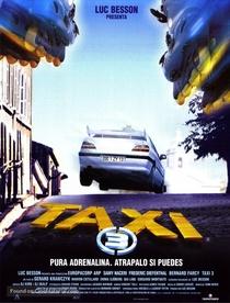 Táxi 3 - Poster / Capa / Cartaz - Oficial 3