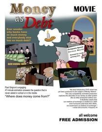 Dinheiro como Dívida - Poster / Capa / Cartaz - Oficial 1