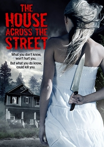 The House Across The Street - Poster / Capa / Cartaz - Oficial 2