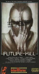 A Violência do Futuro - Poster / Capa / Cartaz - Oficial 2