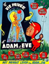 A Vida Íntima de Adão e Eva - Poster / Capa / Cartaz - Oficial 5