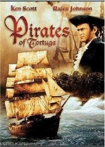 Os Piratas de Tortuga - Poster / Capa / Cartaz - Oficial 3