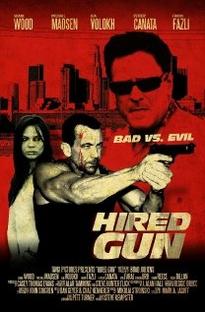 Hired Gun  - Poster / Capa / Cartaz - Oficial 1
