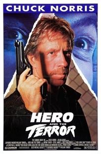 Um Herói e seu Terror - Poster / Capa / Cartaz - Oficial 2