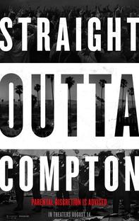 Straight Outta Compton - A História do N.W.A. - Poster / Capa / Cartaz - Oficial 4
