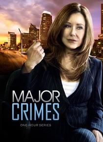 Crimes Graves (1º temporada) - Poster / Capa / Cartaz - Oficial 3
