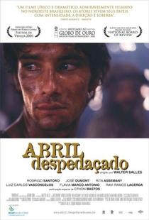 Abril Despedaçado - Poster / Capa / Cartaz - Oficial 2