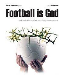 Futebol é Deus - Poster / Capa / Cartaz - Oficial 1