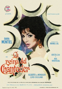 A Rainha do Chantecler - Poster / Capa / Cartaz - Oficial 2
