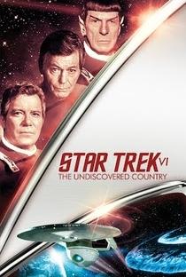 Jornada nas Estrelas VI: A Terra Desconhecida - Poster / Capa / Cartaz - Oficial 6