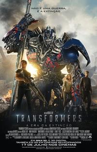 Transformers: A Era da Extinção - Poster / Capa / Cartaz - Oficial 11