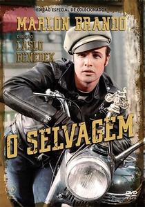 O Selvagem - Poster / Capa / Cartaz - Oficial 3