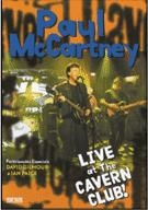 Paul McCartney - Live at the Cavern Club - Poster / Capa / Cartaz - Oficial 1