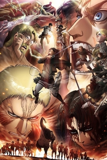 Ataque dos Titãs (3ª Temporada - Segunda Parte) - Poster / Capa / Cartaz - Oficial 3