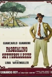 Pasqualino Sete Belezas - Poster / Capa / Cartaz - Oficial 10