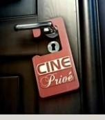 Cine Privé - Poster / Capa / Cartaz - Oficial 1