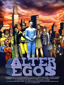 Alter Egos - Poster / Capa / Cartaz - Oficial 2