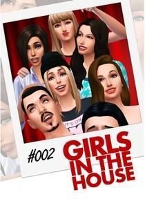Girls In The House (2ª Temporada) - Poster / Capa / Cartaz - Oficial 2
