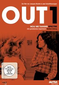 Out 1: Não Me Toque - Poster / Capa / Cartaz - Oficial 1