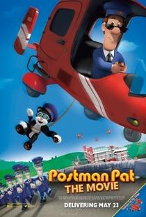 Postman Pat: The Movie - Poster / Capa / Cartaz - Oficial 2