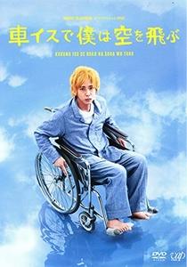 I Fly Through the Sky in a Wheelchair - Poster / Capa / Cartaz - Oficial 2