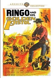 Ringo e Sua Pistola de Ouro - Poster / Capa / Cartaz - Oficial 5