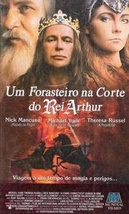 Um Forasteiro na Corte do Rei Arthur - Poster / Capa / Cartaz - Oficial 1