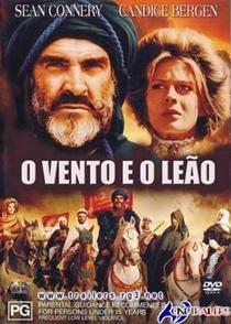 O Vento e o Leão - Poster / Capa / Cartaz - Oficial 2