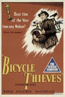 Ladrões de Bicicleta - Poster / Capa / Cartaz - Oficial 16