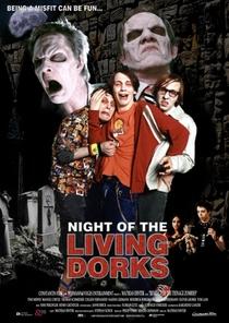 A Noite dos Mortos Bobos - Poster / Capa / Cartaz - Oficial 1