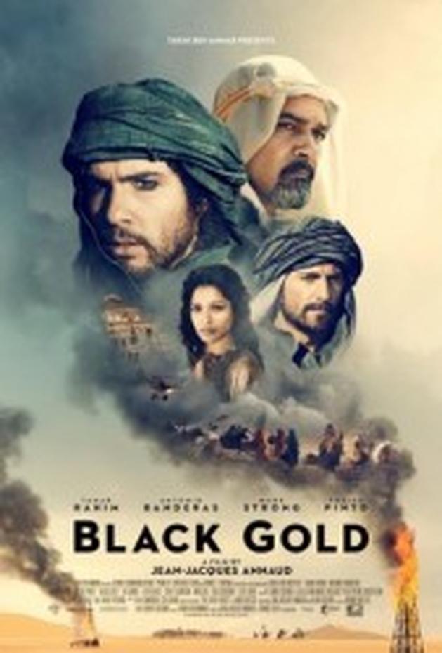 "Crítica: O Príncipe do Deserto (""Black Gold"") | CineCríticas"