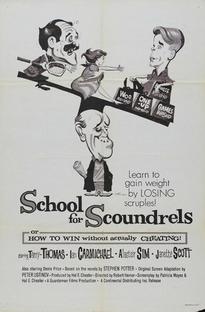 Escola de Vigaristas - Poster / Capa / Cartaz - Oficial 3
