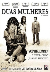 Duas Mulheres - Poster / Capa / Cartaz - Oficial 5