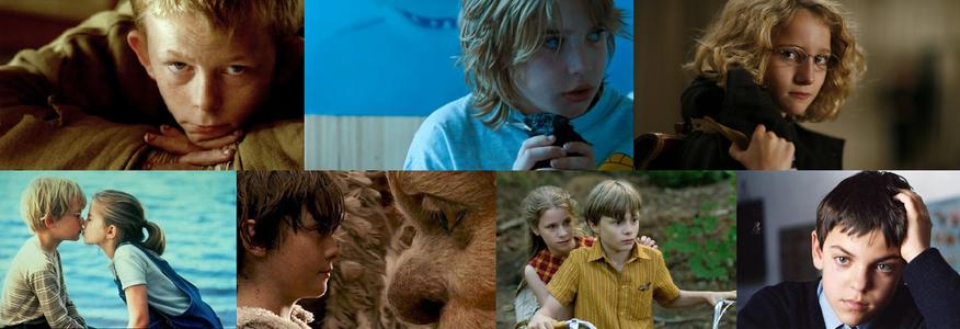 Pitada de Cinema Cult: Top 10 - Filmes Protagonizados por Crianças