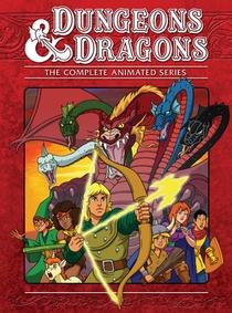 Caverna do Dragão (2ª Temporada) - Poster / Capa / Cartaz - Oficial 2