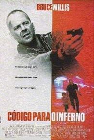 Código Para o Inferno - Poster / Capa / Cartaz - Oficial 3