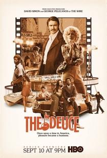 The Deuce (1ª Temporada) - Poster / Capa / Cartaz - Oficial 1
