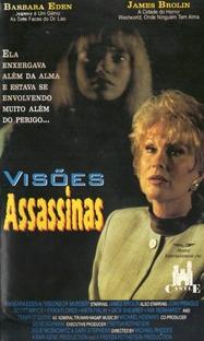 Visões Assassinas - Poster / Capa / Cartaz - Oficial 2