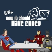 How It Should Have Ended - Poster / Capa / Cartaz - Oficial 1