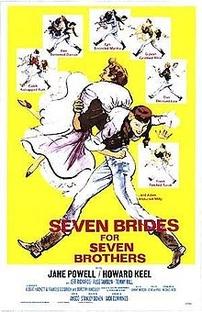 Sete Noivas Para Sete Irmãos - Poster / Capa / Cartaz - Oficial 5