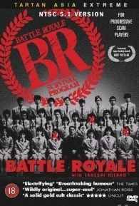 Batalha Real - Poster / Capa / Cartaz - Oficial 2