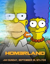 Homerland - Poster / Capa / Cartaz - Oficial 1