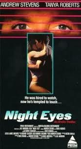 Olhos Noturnos  - Poster / Capa / Cartaz - Oficial 3
