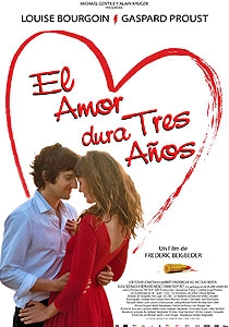 O Amor Dura 3 anos - Poster / Capa / Cartaz - Oficial 2
