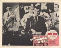 A Swingin' Affair - Poster / Capa / Cartaz - Oficial 1