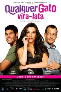 Qualquer Gato Vira-Lata - Poster / Capa / Cartaz - Oficial 1