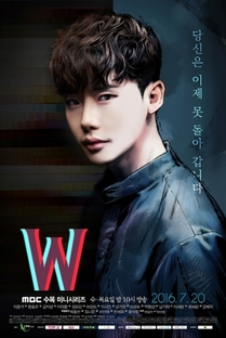 W - Two Worlds - Poster / Capa / Cartaz - Oficial 3