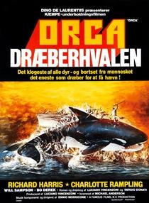 Orca - A Baleia Assassina - Poster / Capa / Cartaz - Oficial 9